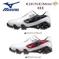 巛標準幅 巛ソフトスパイク 巛ダイヤル式 巛28cm以上  MIZUNO GENEM Boa ゴルフ...