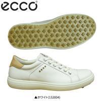 巛標準幅 巛スパイクレス 巛紐タイプ 巛28cm以上  ECCO CASUAL HYBRID ゴルフ...
