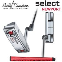 巛ピン 巛クランクネック  Titleist SCOTTY CAMERON SERECT Newpo...