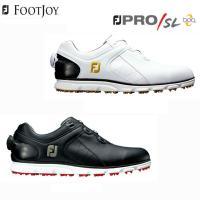 巛標準幅 巛スパイクレス 巛ダイヤル式  FOOTJOY PRO BOA ゴルフシューズ フットジョ...