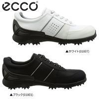 巛標準幅 巛スパイクレス 巛紐タイプ  ecco BASE ONE ゴルフシューズ エコー  gs2...