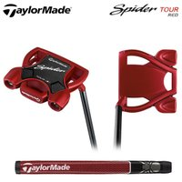 TaylorMede SPIDER TOUR RED メンズ(クラブ) パター テーラーメイド  g...