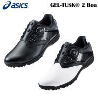 巛幅広 巛スパイクレス 巛ダイヤル式 巛28cm以上  ASICS GEL-TUSK Boa ゴルフ...