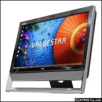 中古 パソコン PC-VS370SSB-E3 液晶一体 地デジ 4GB 1TB 21.5 無線LAN...