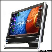 PC-VN370MSR-E3 中古 パソコン 液晶一体 クアッドコア 4コア 4GB 1TB 無線L...