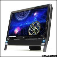 中古 パソコン Blu-ray 20インチ 無線LAN 地デジ
