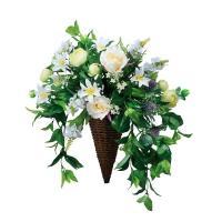 光の楽園 スイートグリーン 555a100【壁掛けタイプ】【Artificial flower Houseplant】【光触媒 造花 人工 観葉 植物 ギフト アレンジメント アート】