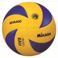 [Mikasa]ミカサバレーボール 検定球4号(MVA400)(00)[取寄商品]