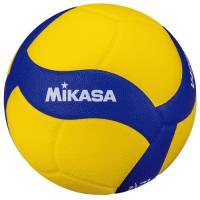 [MIKASA]ミカサ 小学生バレーボール 練習球4号軽量 (V420W-L) 2019年新デザイン[取寄商品]