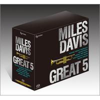 ESOTERIC - ESSS-90154-58(5枚組 MILES DAVIS GREAT 5)【12月10日発売予定・ご予約受付中】