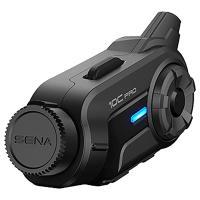 SENA セナ 10C PRO インカム シングルパッケージ カメラ 10C-PRO-01|直輸入品