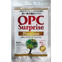 OPCサプライズ プレミアム1袋 60粒 お試しキャンペーン価格 ゆうパケット送料無料 抗酸化サプリ ポリフェノール 生姜の配合量UPでお得な価格に