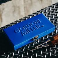 在庫限定特価 GORDON MILLER(ゴードン ミラー) メタルケース M ブルー