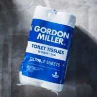 GORDON MILLER(ゴードン ミラー) トイレットティッシュ 12ロール