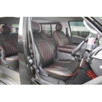 200系ハイエースS-GL用ブラックシートカバーVer,2セット新品です。  スーパーGL(標準・ワ...