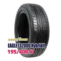 サマータイヤ ■GOODYEAR EAGLE LS2000 HybridII 195/40R17 8...