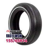 サマータイヤ ■NANKANG RX615 WSW 155/65R14 75H:外径:558mm 幅...