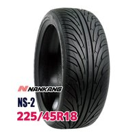 サマータイヤ ■NANKANG NS-2 225/45R18 95H:外径:659mm 幅:225m...