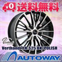 ■Verthandi YH-S25 18x7.5 +48 114.3x5 BK/POLISH:インチ...