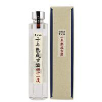 十年の歳月をかけ、じっくりと貯蔵熟成を重ね、久米仙の最高古酒として限定生産されました。 ほのかなバニ...