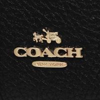 コーチ ショルダーバッグ アウトレット レディース COACH F12155 IMBLK ブラック