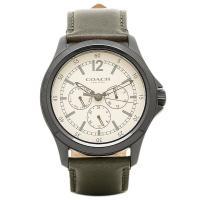 コーチ 腕時計 アウトレット COACH W5019 F95 ブラウンCOACH(コーチ)の腕時計が...