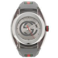 グッチ 時計 GUCCI YA137109 SYNC レディース/メンズ 腕時計 ウォッチ グレー/...