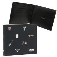 PAUL SMITH 財布 ポールスミス 4832 W807 79 CARD WALLET メンズ ...