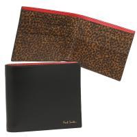 PAUL SMITH 財布 ポールスミス 4832 W856 79 CARD WALLET メンズ ...