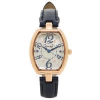 ルビンローザ 時計 Rubin Rosa R018PWHBL ソーラー レディース腕時計ウォッチ ホ...