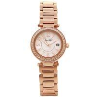 ルビンローザ 時計 Rubin Rosa R503PPKMOP ソーラー 腕時計 ウォッチ ピンク/...