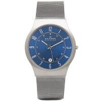 スカーゲン 時計 メンズ SKAGEN 233XLTTN ウルトラスリム メッシュ 腕時計 ウォッチ...