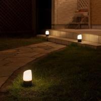 【タカショー アプローチ センサーライト 電池式 ガーデンライト】 【仕様】 ●サイズ:約W78×D...