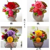 贈り物には手がかからない美しいお花を♪ プリザーブドフラワーの大敵、ホコリからお花を守ってくれるケー...