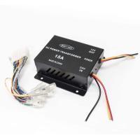 ●DC-DCコンバーター本体(24V→12V)  ◆商品仕様◆ ◎サイズ:W120×H85×D40m...