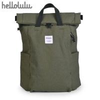 hellolulu [ハロルル] からユニセックスなデザインの2WAYバッグ『TATEテイト』。 ト...