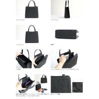 岩佐謹製 コード刺繍フォーマルトートバッグ(wb1082)
