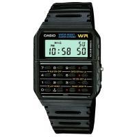 <送料無料>カシオ 腕時計 チープカシオ チプカシ データバンク CA-53W-1Z