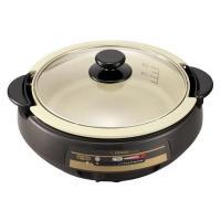 ●濃縮タイプの鍋つゆや雑炊などに便利な「水量目盛つき」 ●だしの色がよくわかる「土鍋風なべ」 ●下ご...