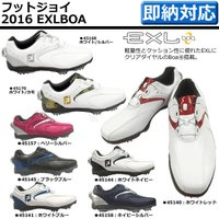 [ FootJoy GOLFSHOSE EXL BOA exl boa  ぼあ 2016 FF 靴 ...