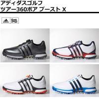 [adidas アディダスゴルフ GOLF ゴルフシューズ メンズ 男性用 MENS ツアー360 ...