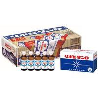 「商品情報」・リポビタンDは、1本中にタウリン1000mgとイノシトール、ビタミンB群などを配合した...