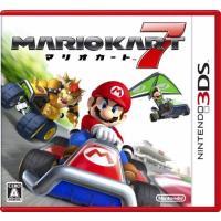 3DS マリオカート7  ・空を飛んだり、海に潜ったり。大きく広がったレースの世界を、3Dで駆け巡る...
