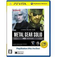 PSVITA メタルギアソリッド HD エディション PlayStation Vita the Be...