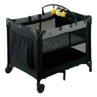 プレイヤードニューヨークベビー●赤ちゃんのお遊びスペースとして,簡易ベッドとしても使える便利なプレイ...