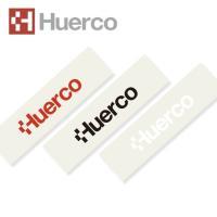 Huerco/フエルコ ステッカー 長型 Sサイズ ■サイズ:縦・34mm/横・150mm 屋外耐候...