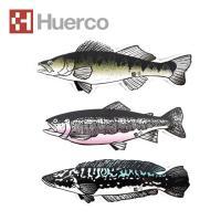 Huerco/フエルコ ステッカー ■レイボートラウト:縦・75mm/横・150mm ■サンダー:縦...