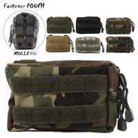 ウェビングがついており、MOLLE方式対応のバッグ、カラビナなどに取り付けることができます。  カラ...