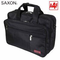 ビジネスバッグ/メンズ/レディース/超軽量・撥水・ノートPC対応/A4サイズ/SAXON/サクソン/5171