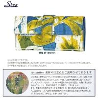 VIA DOAN 日本製 ドアン アマゾン 牛革 レザー クロコダイル調 かぶせ S 長財布 532w 財布 レディース ウォレット